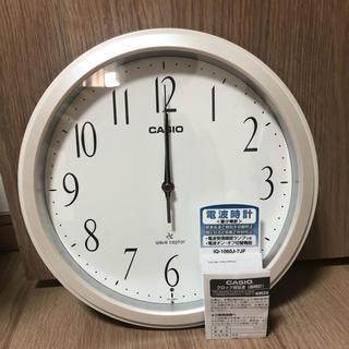 カシオ(CASIO)の【あおちゃん専用】掛け時計(電波時計)(掛時計/柱時計)
