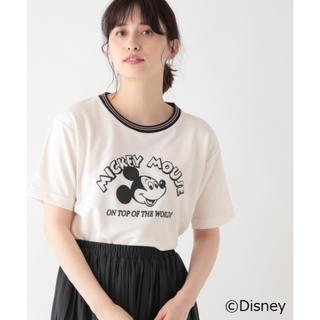 スタディオクリップ(STUDIO CLIP)の新品未使用、タグ付きです。ミッキーマウス Tシャツ(Tシャツ(半袖/袖なし))