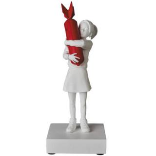 メディコムトイ(MEDICOM TOY)のメディコム・トイ BOMB HUGGER(RED BOMB Ver.)(彫刻/オブジェ)