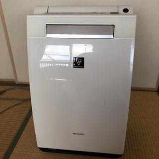 SHARP - SHARP 加湿空気清浄機 プラズマクラスター KI-FX55-W