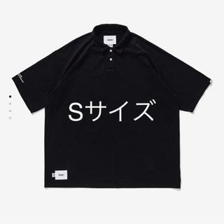 ダブルタップス(W)taps)の20ss wtaps POLO USA SHIRT black ポロシャツ 黒(ポロシャツ)