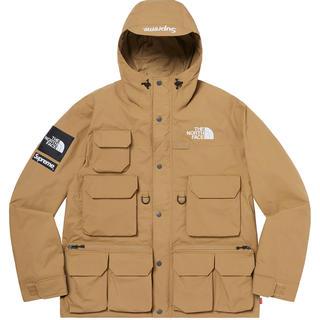 Supreme - Supreme North Face Cargo Jacket GOLD L