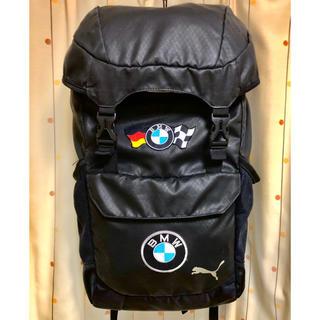 プーマ(PUMA)のプーマ BMWロゴ付 リュックサック(リュック/バックパック)