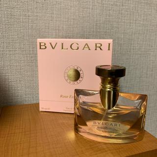 ブルガリ(BVLGARI)のブルガリ ローズ エッセンシャル 50ML (香水(女性用))