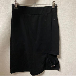 マーズ(MA*RS)のMA*RS 黒 タイトスカート(ミニスカート)
