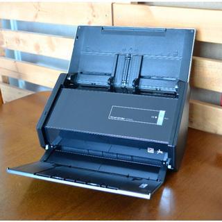 フジツウ(富士通)の【12時間以内発送】Scansnap ix500 完動品(PC周辺機器)