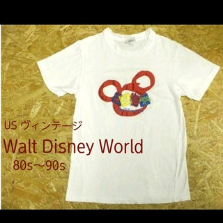 Walt Disney World USA古着 80s~90s ユニセックス