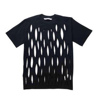 JOHN LAWRENCE SULLIVAN - 新作 ジョンローレンスサリバン スラッシュ Tシャツ ブラック M