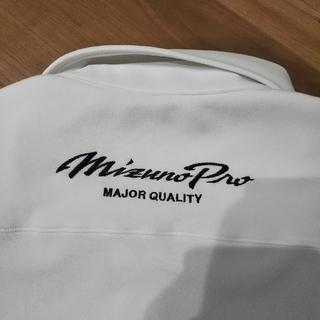 MIZUNO - 美品!ミズノプロ 野球 ポロシャツ Mサイズ
