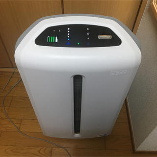 アムウェイ(Amway)のアトモスフィアスカイ空気清浄機+防臭フィルター×2 美品 2019年式 送料無料(空気清浄器)