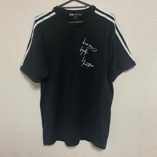 Y-3 - Y-3 YOHJI Tシャツ