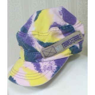エルビーゼロスリー(LB-03)のLB-03 帽子 (キャスケット)