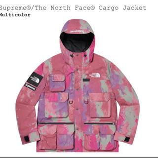 Supreme - The North Face Cargo Jacket Multi color