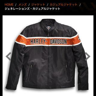 ハーレーダビッドソン(Harley Davidson)の新品未使用★ハーレーダビッドソン ジャケット  XL(ライダースジャケット)