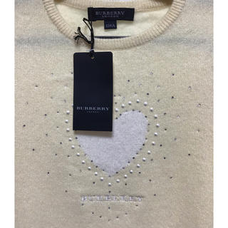 BURBERRY - ☆新品☆BURBERRY バーバリー セーター 150㎝