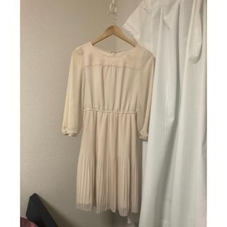 エニィスィス(anySiS)のワンピース ドレス(ロングワンピース/マキシワンピース)
