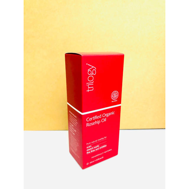 trilogy(トリロジー)のトリロジー ローズヒップオイル 45ml コスメ/美容のスキンケア/基礎化粧品(美容液)の商品写真