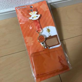 ポケモン(ポケモン)のIDカードケース ヒバニー ポケモン(パスケース/IDカードホルダー)