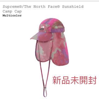 シュプリーム(Supreme)のthe north face sunshield camp cap(キャップ)