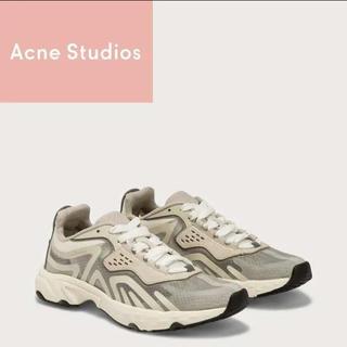 アクネ(ACNE)の20SS ACNE STUDIOS トレイル スニーカー(スニーカー)