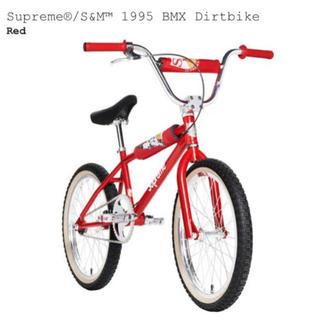 シュプリーム(Supreme)のSupreme S&M 1995 BMX Dirtbike(自転車本体)