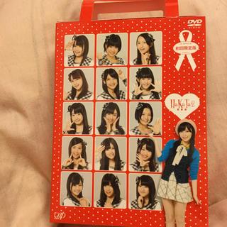 エイチケーティーフォーティーエイト(HKT48)のHaKaTa百貨店2号館 DVD-BOX〈初回限定版・4枚組〉(アイドルグッズ)