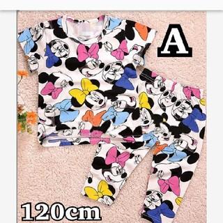 ディズニー(Disney)のミニーパジャマ 120(パジャマ)