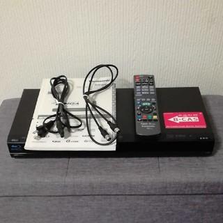 パナソニック(Panasonic)の【Panasonic】DIGA ブルーレイレコーダー【DMR-BR585】(ブルーレイレコーダー)