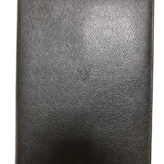 ロエベ(LOEWE)のロエベ 黒色革製 アドレス帳 B5判 未使用品(カレンダー/スケジュール)