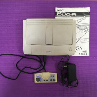 NEC - NEC PC Engine DUO-R ピーシーエンジン デュオアール ジャンク