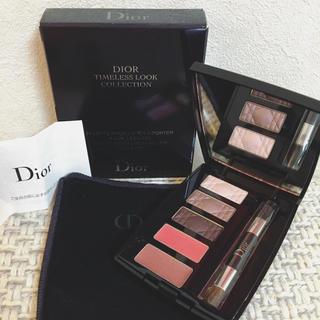 Dior - 新品 Dior リップ&アイ メイクアップパレット オファー ノベルティ