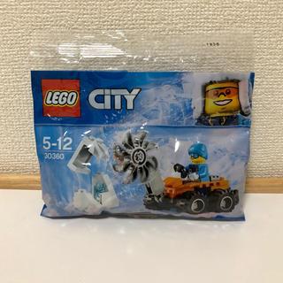 レゴ(Lego)の【新品未開封】レゴ LEGO 30360 CITY ARCTIC ICE SAW(模型/プラモデル)