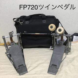 YAMAHA DFP-750 ツインペダル メンテ済 中古 fp-720(ペダル)