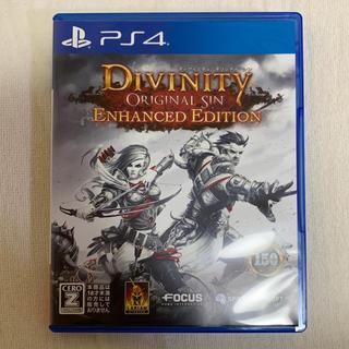 プレイステーション4(PlayStation4)のディヴィニティ オリジナル シン PS4(家庭用ゲームソフト)