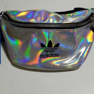 アディダス(adidas)のadidasウエストバック、ショルダーバッグ新品、未使用(ボディバッグ/ウエストポーチ)
