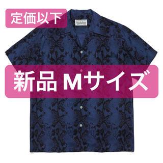 WACKO MARIA - 最安値 WACKOMARIA ワコマリア 20SS パイソン柄 アロハシャツ