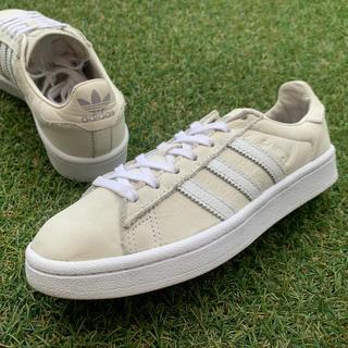 アディダス(adidas)の美品22 adidasアディダス×メゾンドリーファ キャンパス D783(スニーカー)