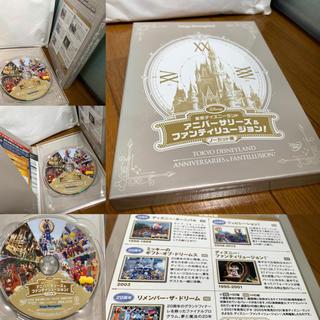ディズニー(Disney)のTDL⭐️アニバーサリーズ&ファンティリュージョン❣️ノーカット版⭐️DVD⭐︎(その他)