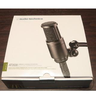オーディオテクニカ(audio-technica)のaudio-technica AT2020 新品(マイク)