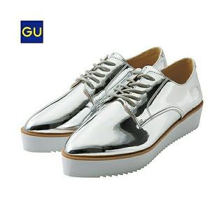 ジーユー(GU)のGUオックスフォードシューズevolZARAステラマッカートニーROSE BUD(ローファー/革靴)