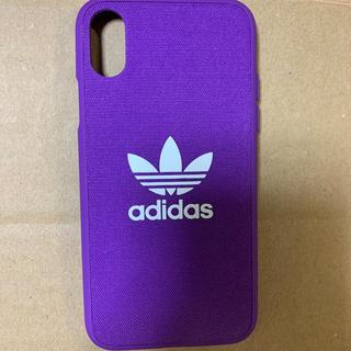 アディダス(adidas)のiPhone X/XSケース adidas(iPhoneケース)