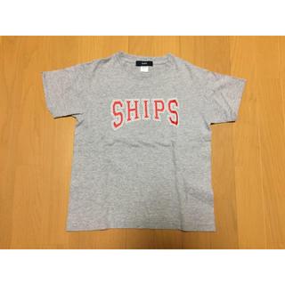 SHIPS - SHIPS 半袖Tシャツ 130㌢