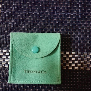 ティファニー(Tiffany & Co.)の【自宅保管品】ティファニープチ袋(ポーチ)