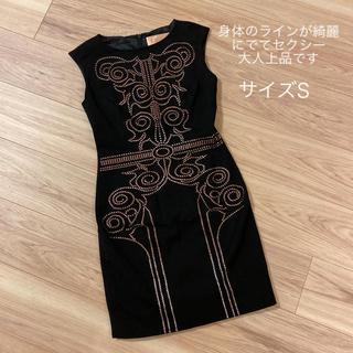 Andy - 美品 ERUKEI  エルケイ 銀座 お水 ドレス ワンピース