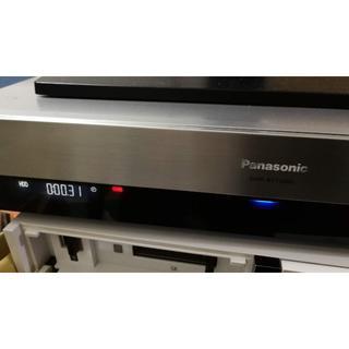 パナソニック(Panasonic)の◆パナソニック BXT3000◆4TB内蔵 6チューナー 全自動録画 4年保証(ブルーレイレコーダー)