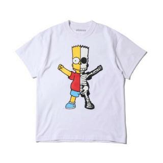 アトモス(atmos)のatmos x Secret Base シンプソンズ Bart Tシャツ(Tシャツ/カットソー(半袖/袖なし))