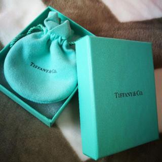 ティファニー(Tiffany & Co.)のtiffanybox(小物入れ)