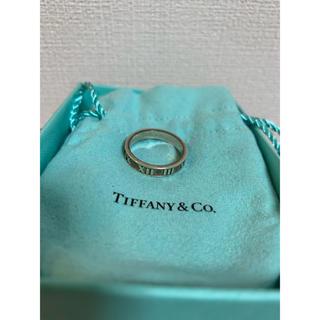 ティファニー(Tiffany & Co.)のTIFFANY  アトラスリング22号(リング(指輪))