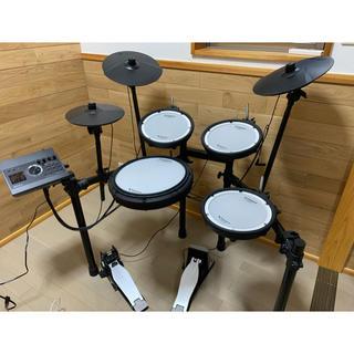 ローランド(Roland)の値下げ可!【 Roland TD-17 】 自宅練習向き オリジナル静音モデル(電子ドラム)
