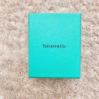 ティファニー(Tiffany & Co.)のtiffany box(小物入れ)